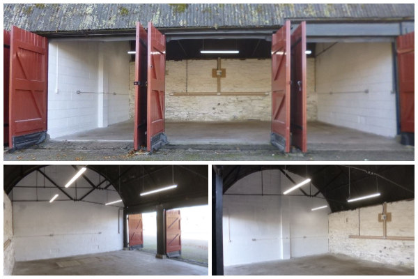 Commercial Let Office, Gun Shed 2-4, Crownhill Fort
