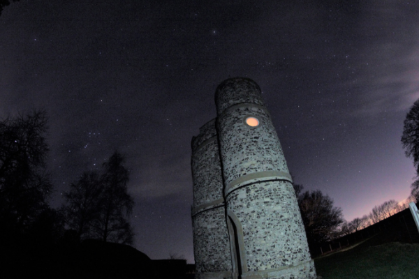 Prospect Tower - Orion Cassiopeia