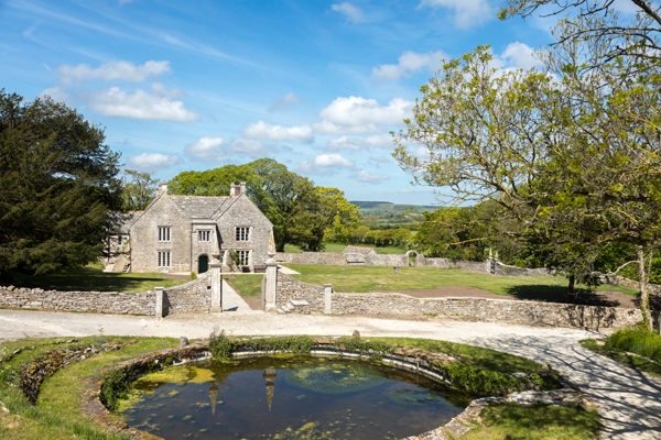 holiday  dunshay manor  dorset  landmark trust