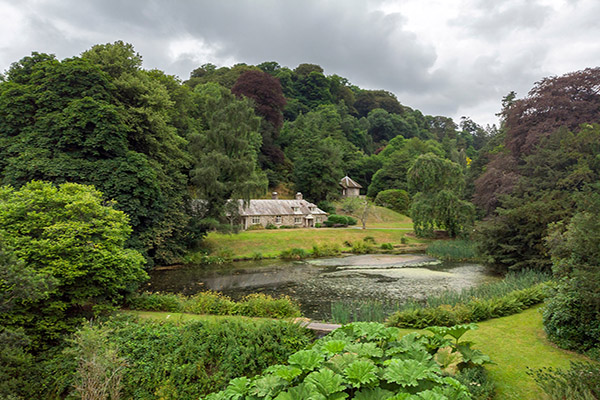 Holiday At Pond Cottage In Endsleigh Devon The Landmark