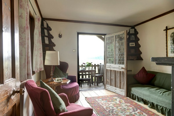 Holiday At Swiss Cottage Endsleigh Near Tavistock Devon The Landmark Trust