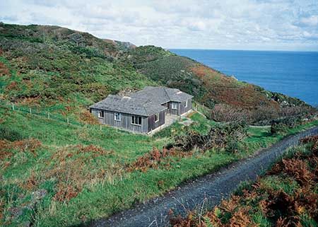 Bramble Villa, Lundy