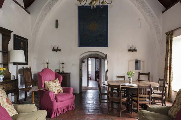 Holiday At Monkton Old Hall In Pembroke Wales The