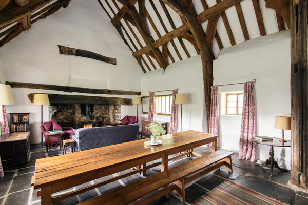 Holiday At Plas Uchaf In Denbighshire Wales The