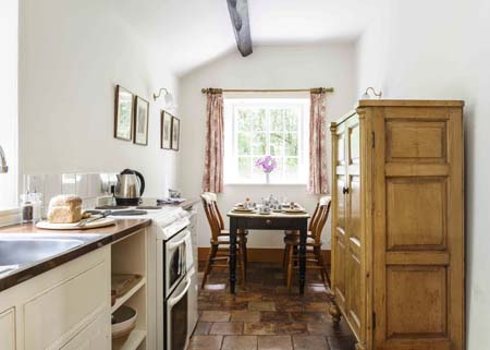 Holiday At Poultry Cottage In Powys Wales