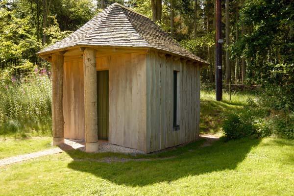 Holiday At Robin Hood S Hut Goathurst Somerset The Landmark Trust