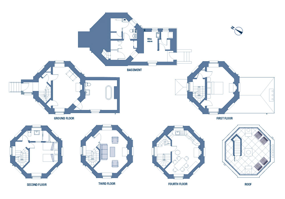 Semaphore Tower proposed floor plans 2018