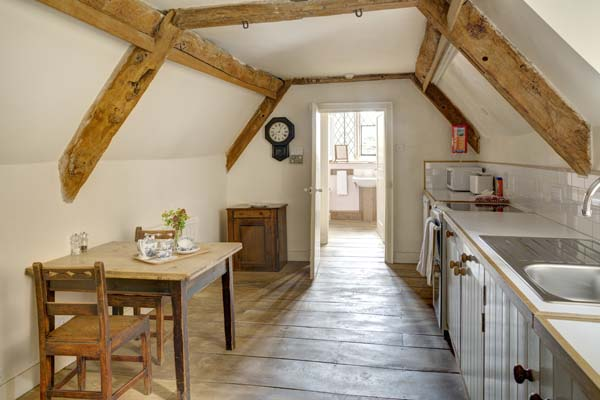 interior design kitchens at the tower at canons ashby northamptonshire 12639