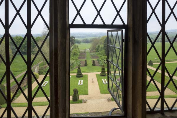 Holiday At The Tower At Canons Ashby Northamptonshire