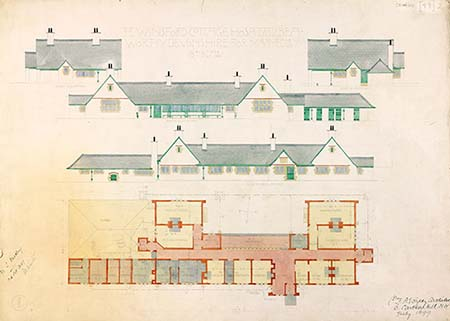 Winsford cottage hospital our plans for the building malvernweather Images