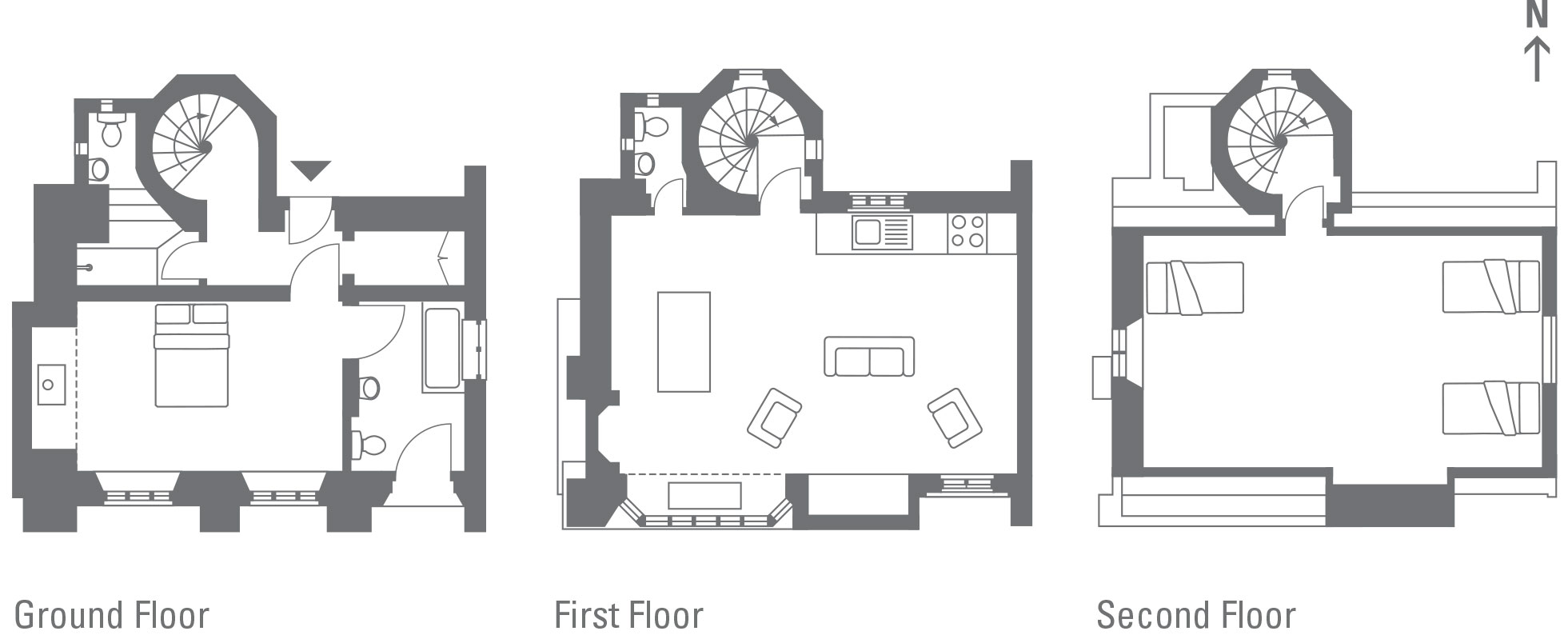 holiday at warden abbey in old warden bedfordshire the landmark floor plans