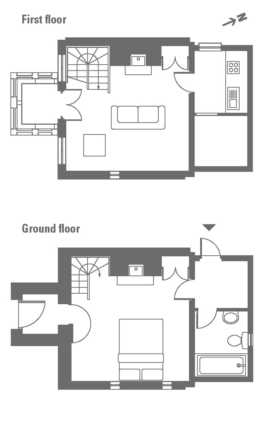Guard House Floor Plans And Home Design